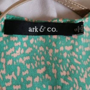 Ark & Co Dresses - ark & co. wrap dress with thick belt